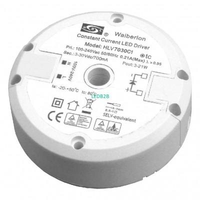 HLV50025CB  25W 500mA Constant Cu