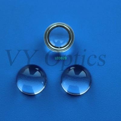 optical BK7 half ball lens sphere