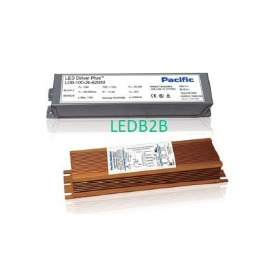 LED Driver with High Voltage