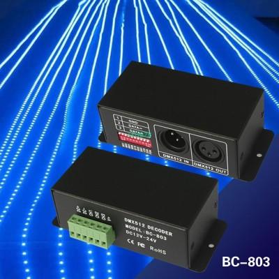 constant voltage  DMX LED Decoder