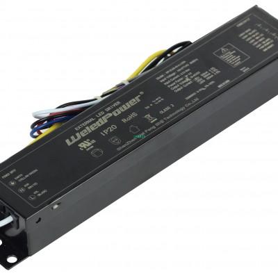 34-80 Watt LED Driver 4 Outputs F