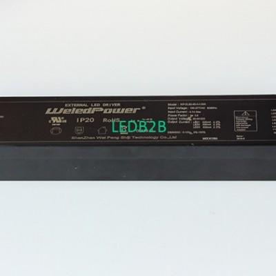 26-60 Watt LED Driver 3 Outputs F