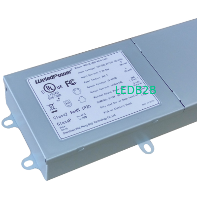 25-64W Dimming Flicker Free LED D