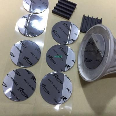 LED thermally conductive gap fill