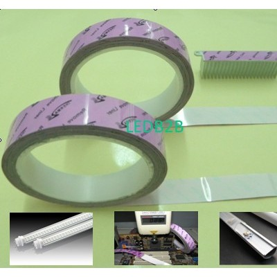 LED thermally conductive tapes