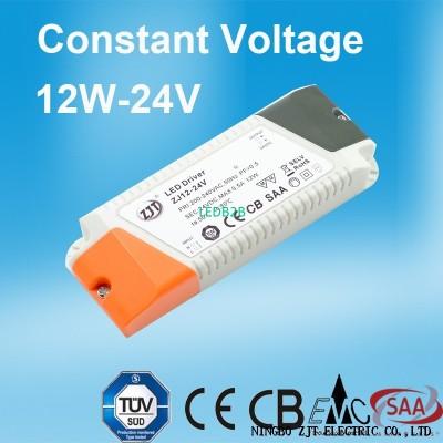 12W 24V Constant Voltage LED Powe