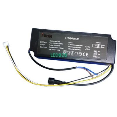 PWM Dimming LED Driver 0-10V Dimm