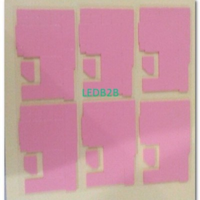 pink Silicone High Insulating Hea