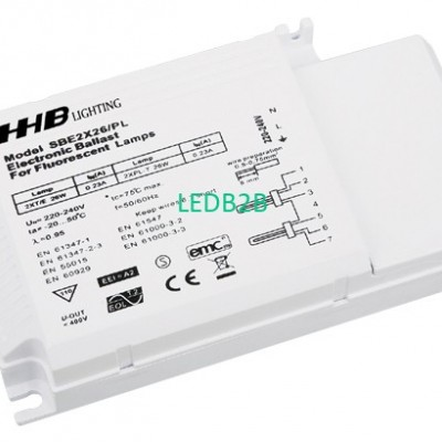 2x26W Electronic Ballast for PL L