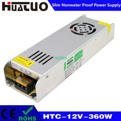 12V-360W constant voltage slim no