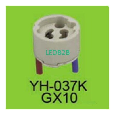 wholesale GX10 Lampholder with VD