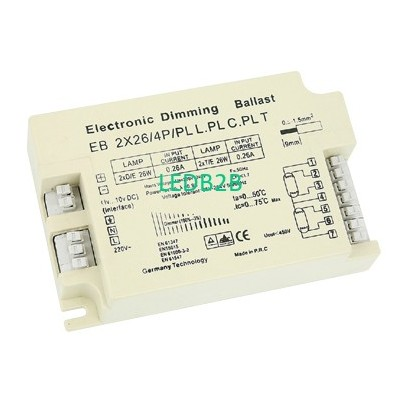 Dimmable Electronic Ballast for P