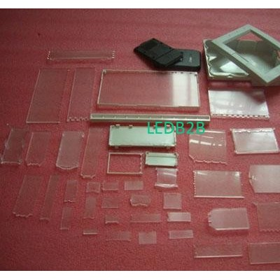 Injection light guide plate backl