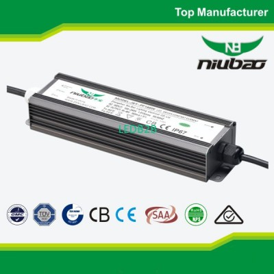 Outdoor lamp LED driver