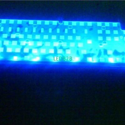 Backlight module light guide plat