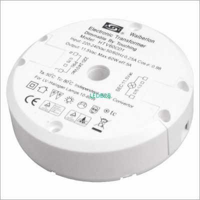 HTV60CD1 60W,Touch Dimmable Trans