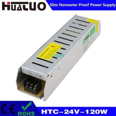 24V-120W constant voltage slim no