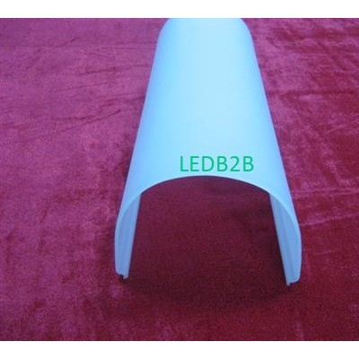 frosted lamp shade,Clear acrylic/