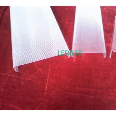 PMMA lampshade, Profile, Acrylic,