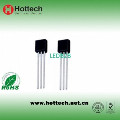 BC548 TO-92 dip transistor