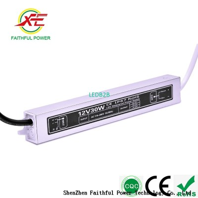 12V 24V Dc Led Lighting Waterproo