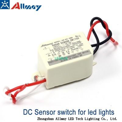 DC12V 24V Microwave Motion Sensor