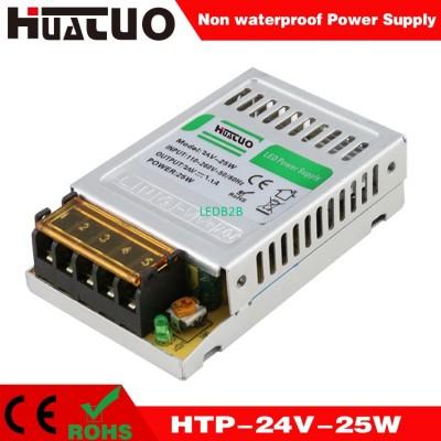 24V-25W constant voltage non wate