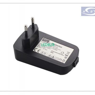 CE TUV EMC RoHS 15W,850mA GS-Plug