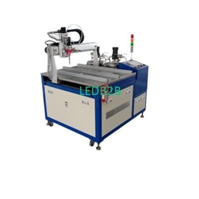 Automatic power glue machine