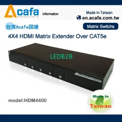 ACAFA HDM4400 HDMI Matrix Switch