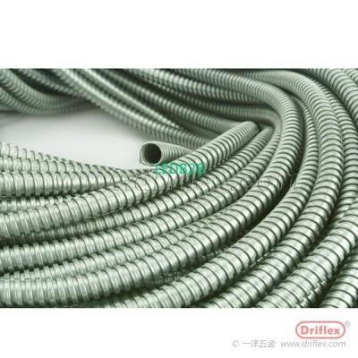 metallic flexible conduit made by