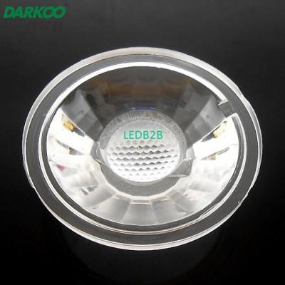 COB LED LENS 35mm 30degree for do