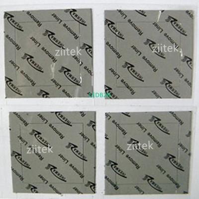 Grey 1.5mmT thermal gap pad 50SHO