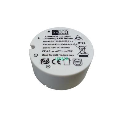 SECOCO SK123-B-12600 Triac Dimmab
