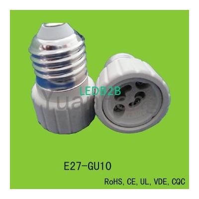 Lamp Socket Adapter Е27 to GU10