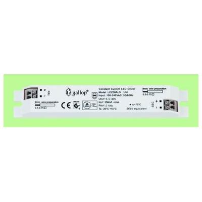 350mA  5.5-30V  2-10W   Constant