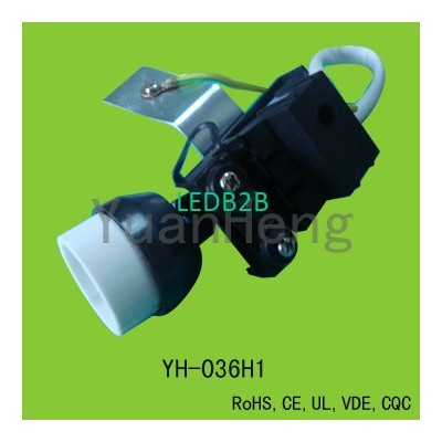 Lampholder Assembly with VDE, UL