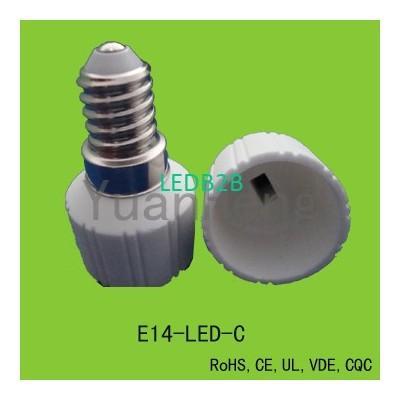 hotsales E14 ceramic lampholder w