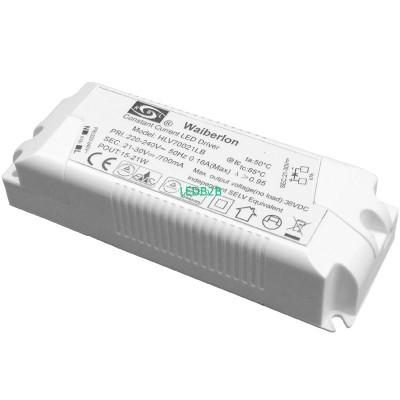 HLVA5021LB 21W,1050mA Constant Cu