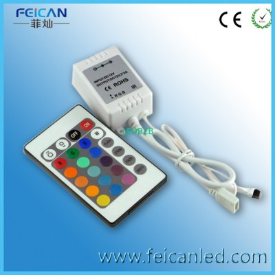 IR 24 Keys RGB LED controller