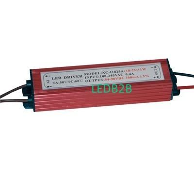 18W-25W Waterproof Light Power Su