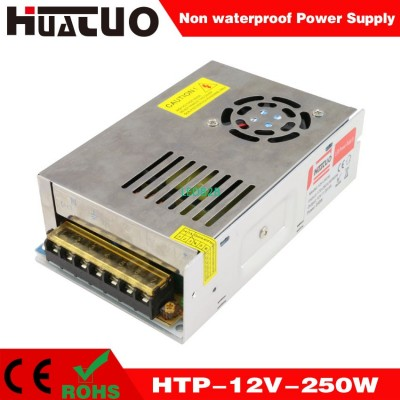 12V-250W constant voltage non wat