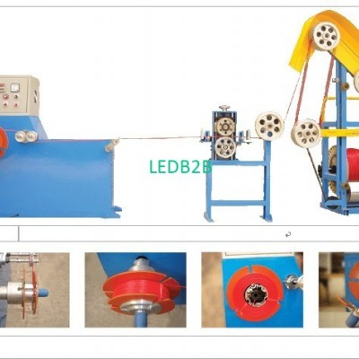 The high-speed coiling machine