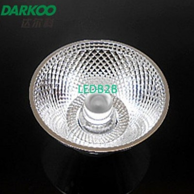 COB led reflector with lens for s