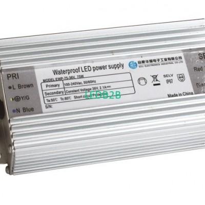ECU EWP-75 Series-Single Output w