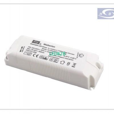 CE TUV EMC RoHS 700mA,25W Triac D