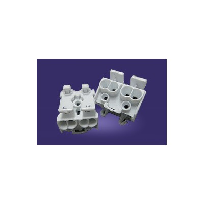 Luminaire Connector 2 Sides With