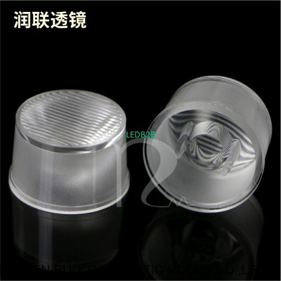 Lense 22.4 mm in diameter with 25