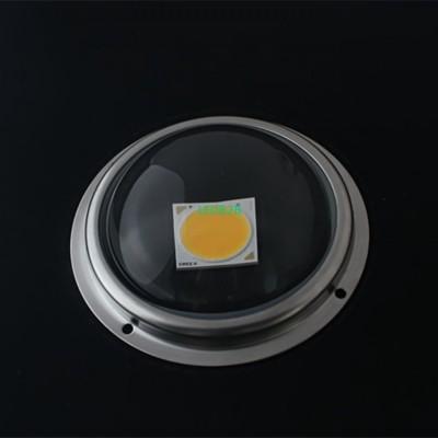 100mm 80degree LED lens for CREE