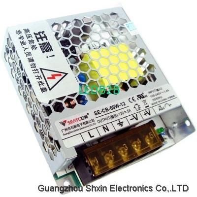 Seatc LED 12V 60W Switching Power